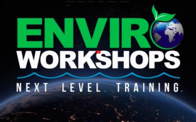 Kent Armstrong presenting at EnviroWorkshops